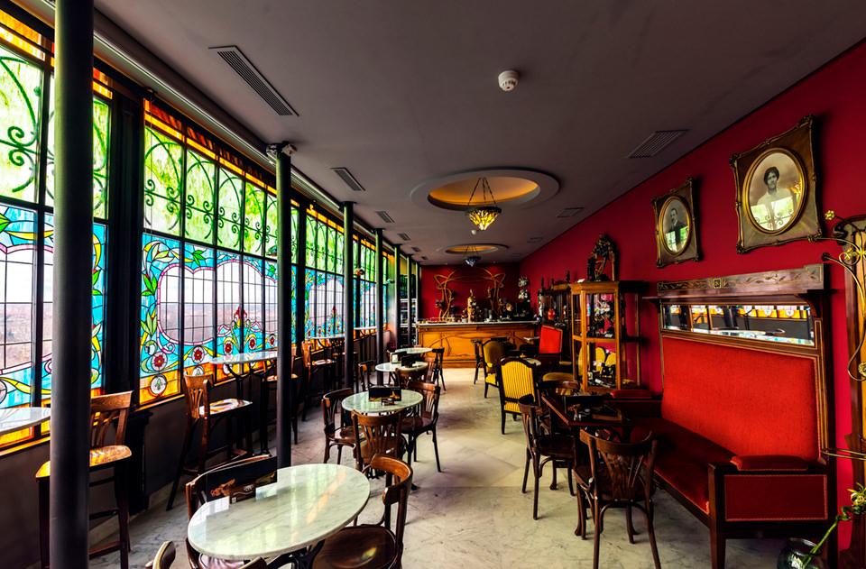 Cafe Casa Lis Salamanca