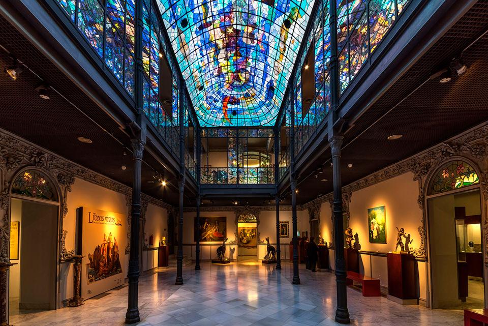 Patio interior_ - Puparelli Casa Lis Salamanca
