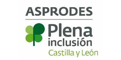 Logo Asprodes Plena Inclusión